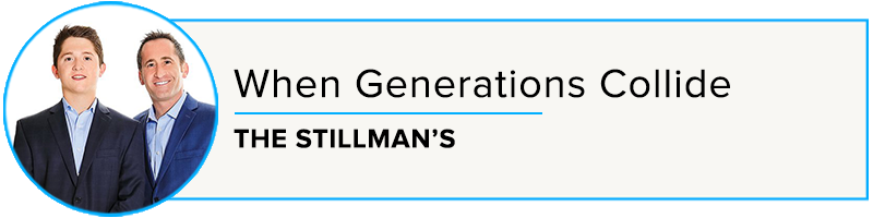 The Stillman's: When Generations Collide