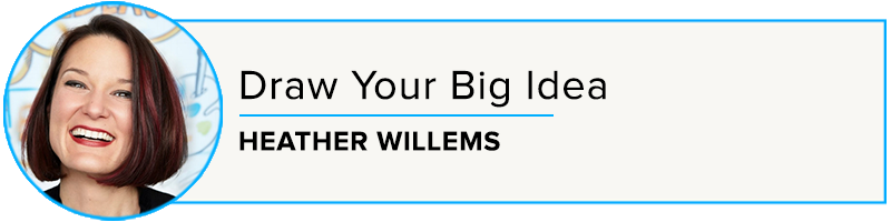 Heather Willems: Draw Your Big Idea