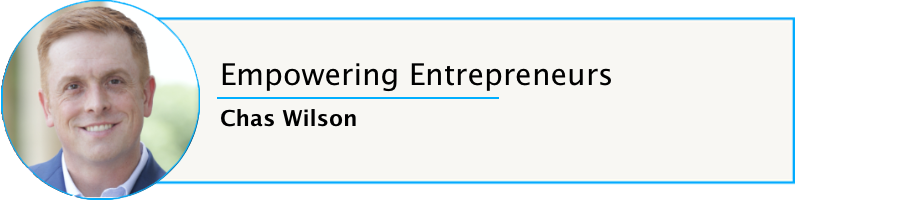 Episode 59: Empowering Entrepreneurs with Chas Wilson
