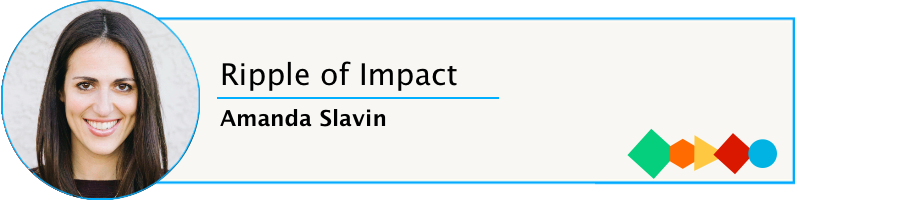 Episode 67: Ripple of Impact with Amanda Slavin