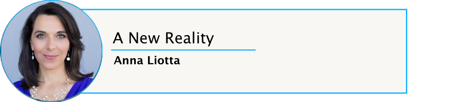Episode 74: A New Reality with Anna Liotta